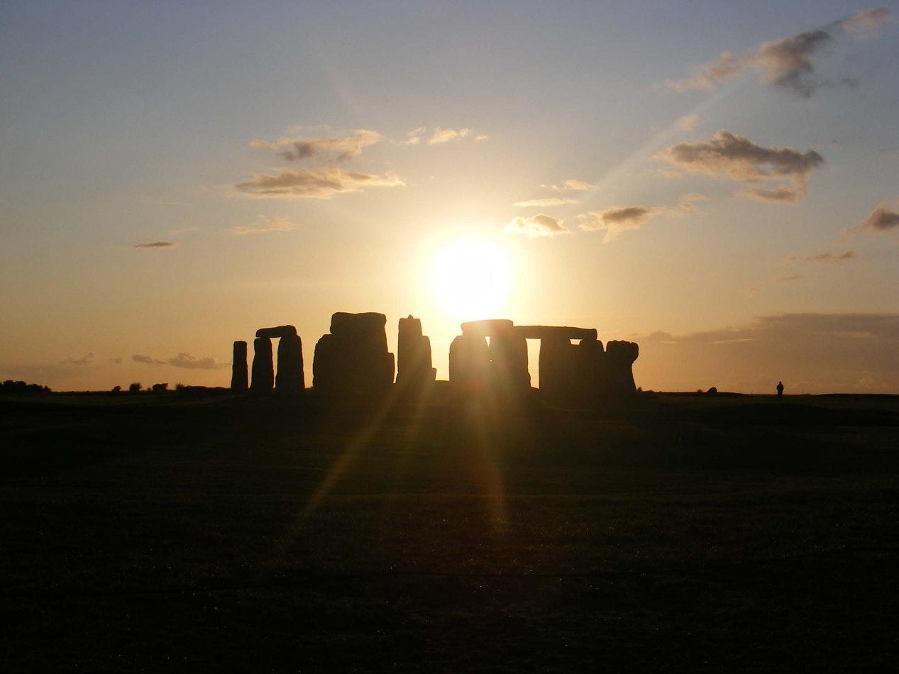 Stonehenge, solstizio d'estate in streaming