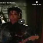 LOS LOBOS / La bamba