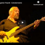 EUGENIO FINARDI / Extraterrestre