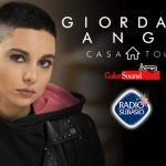 Giordana Angi in tour con Radio Subasio