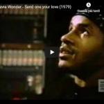 STEVE WONDER / Send one your love