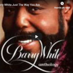 BARRY WHITE / Just The Way You Are