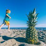 Vacanze: la prima top list dei cibi da spiaggia