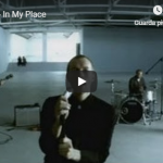 COLDPLAY / In my place