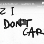 ED SHEERAN / I don't care