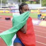 Under 20: Larissa Iapichino è campionessa europea nel lungo