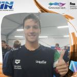 Mondiali di Nuoto: per Alessio Occhipinti bronzo nel fondo