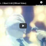 QUEEN / I want it all
