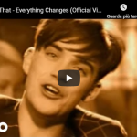 TAKE THAT / Everything changes