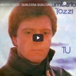 UMBERTO TOZZI / Qualcosa Qualcuno