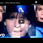 EUROPE - Joey Tempest / Carrie