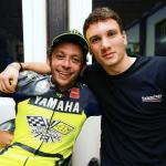 Manuel e Valentino ... incontro tra campioni