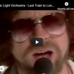 ELECTRIC LIGHT ORCHESTRA / Last train to london