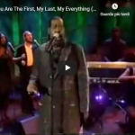 BARRY WHITE / You're The First, The Last, My Everything