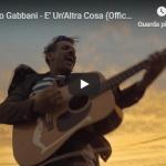 FRANCESCO GABBANI / E' UN ALTRA COSA