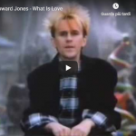 HOWARD JONES / What is love