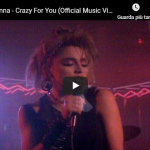 MADONNA / Crazy For You