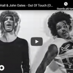 DARYL HALL & JOHN OATES / Out of touch
