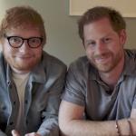 Il Principe Harry e Ed Sheeran insieme per una buona causa