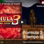 FORMULA 3 / Il tempo di morire