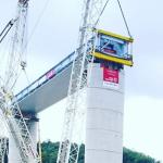 """Genova: Renzo Piano, questo è il Ponte con la """"P"""" maiuscola"""