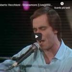 ROBERTO VECCHIONI / Stranamore