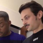 Fabio Rovazzi e Will Smith... nella stessa camera!