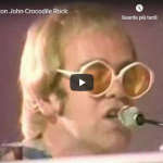 ELTON JOHN / Crocodile Rock