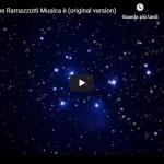 EROS RAMAZZOTTI / Musica e'
