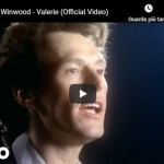 STEVE WINWOOD / VALERIE