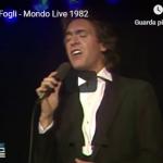 RICCARDO FOGLI / Mondo