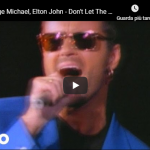 GEORGE MICHAEL / ELTON JOHN - Don't let the sun go down on me