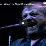 JOE COCKER  / When The Night Comes