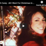 MARIAH CAREY / All I Want For Christmas Is You
