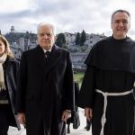 Assisi: lampada della Pace al presidente della Repubblica