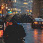 Meteo: nel fine settimana piogge e nubifragi su mezza Italia