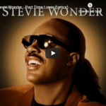 STEVE WONDER / Part time lover