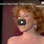 GINO PAOLI e ORNELLA VANONI / Ti lascio una canzone