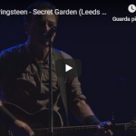 BRUCE SPRINGSTEEN / Secret Garden