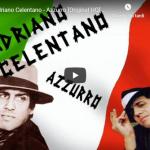 ADRIANO CELENTANO / Azzurro