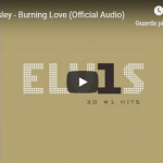 ELVIS PRESLEY / Burning love