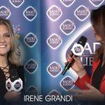 Irene Grandi - Intervista preFestival Sanremo 2020