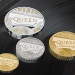 I Queen finiscono sulle monete inglesi