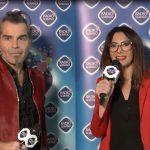 Piero Pelù - Intervista preFestival Sanremo 2020