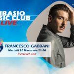 A Subasio Music Club l'ironia e la profondità di Francesco Gabbani... e 'Viceversa'!