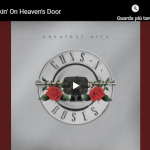 GUNS N' ROSES / Knocking on heaven's door