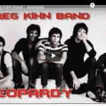 GREG KIHN BAND / Jeopardy