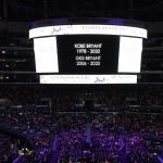Kobe Bryant: in 20mila per l'ultimo saluto
