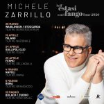 Michele Zarrillo: al via Nell'estasi o nel fango Tour. Radio Subasio media partner