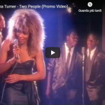 TINA TURNER / Two People